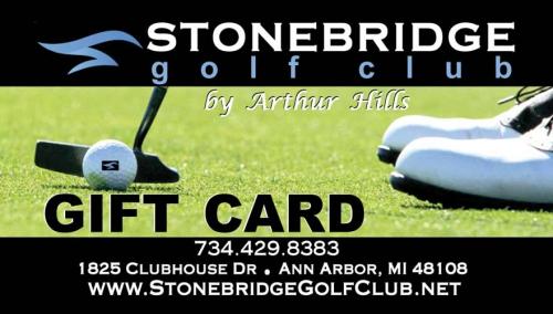 Stonebridge Gift Card