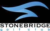 Stonebridge Golf Club Ann Arbor Retina Logo