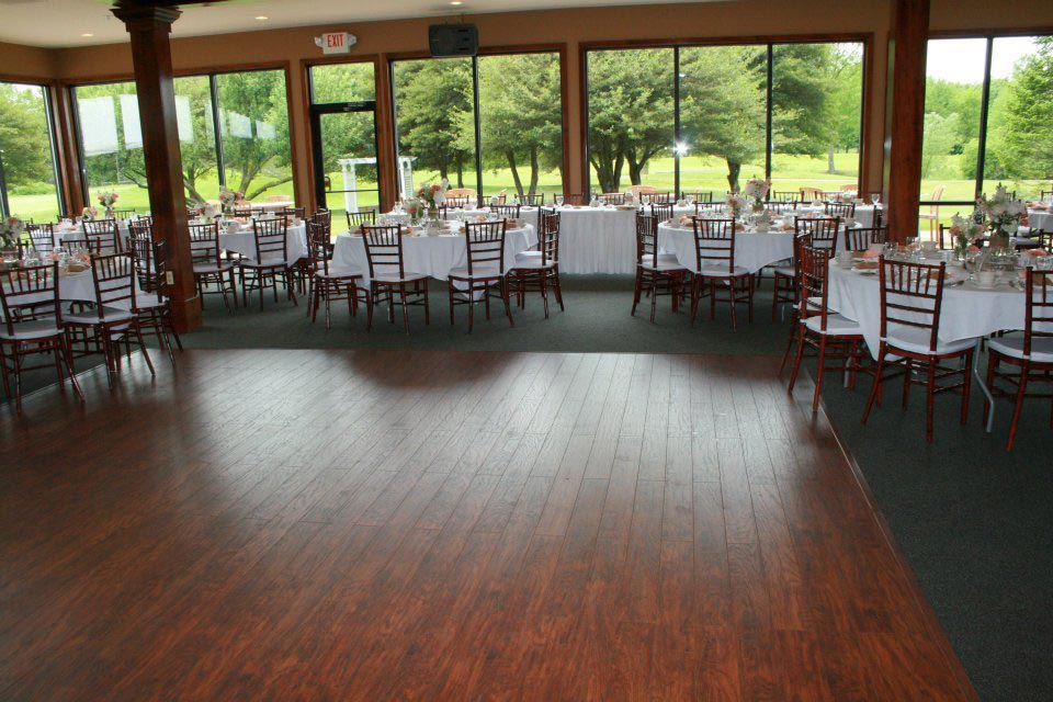 golf course weddings in michigan