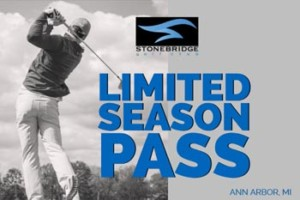 Weekday season golf pass ann arbor golf course 18 holes