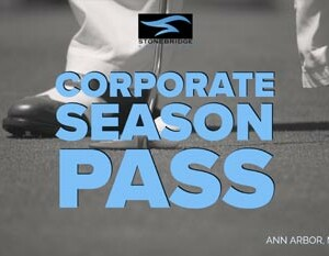 corporate company season golf course membership