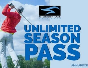 unlimited golf course season pass 18 holes ann arbor