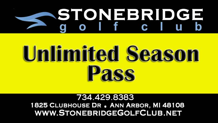 unlimited golf course season pass at best ann arbor golf course