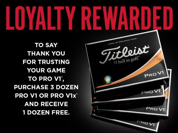Titliest ProV1 Free dozen