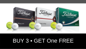 Titleist Loyalty 2019