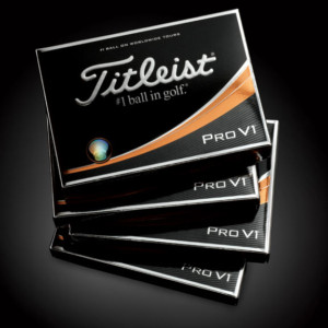 Titleist Free Dozen Offer