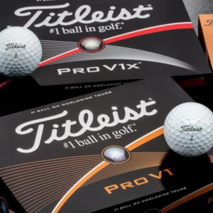 Personalized Titleist Pro V1 Golf Balls
