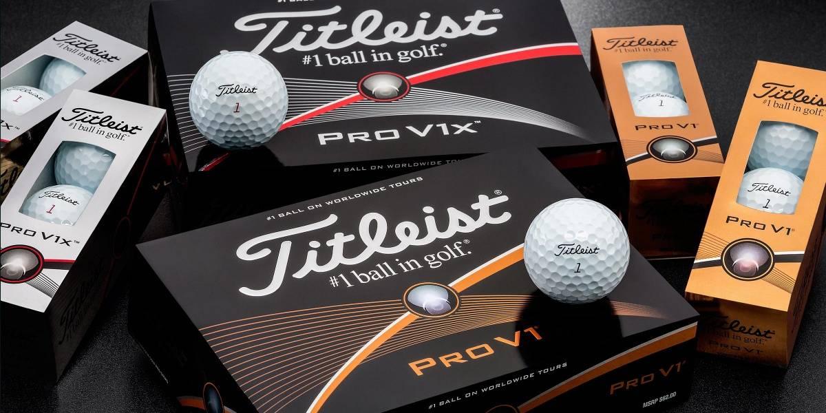 Personalized Titleist Pro V1 Golf Balls