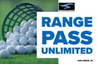 unlimited driving range pass golf course ann arbor