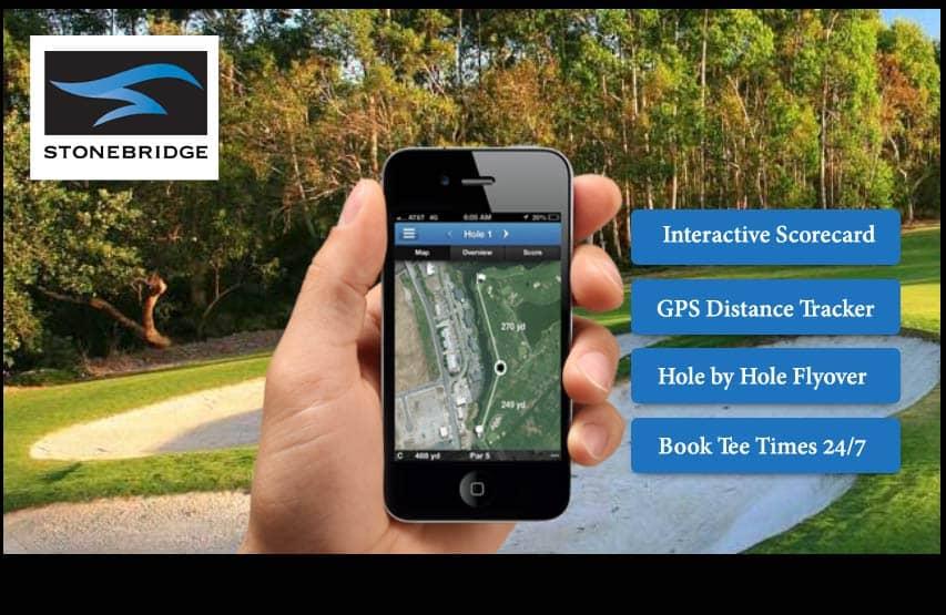 Ann Arbor Golf GPS App Available