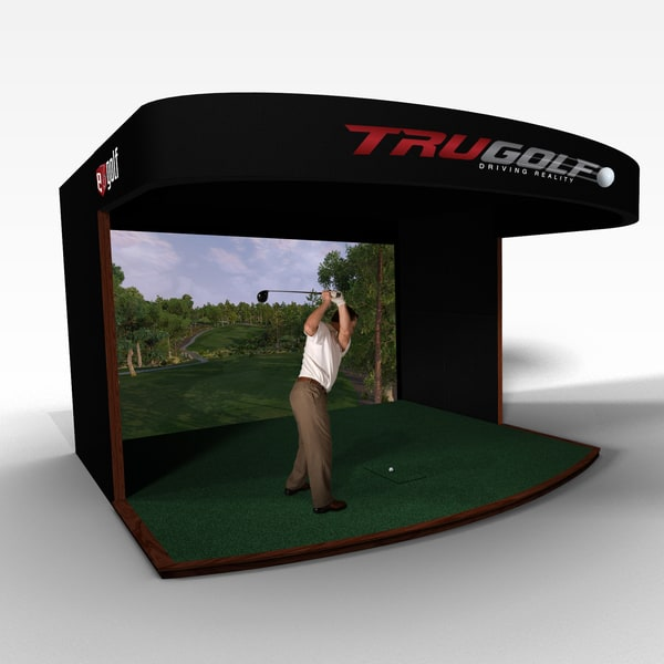 indoor driving range e6golf