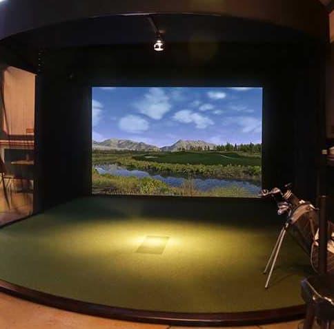 Ann Arbor Golf Simulators