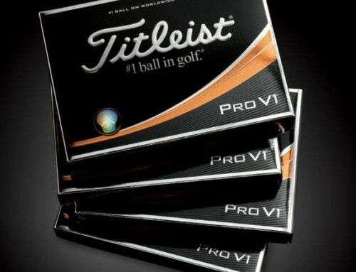 Personalized ProV1 Offer from Titleist
