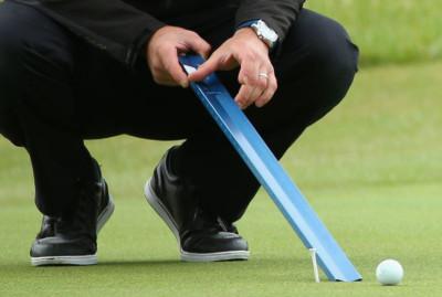 green speed at Stonebridge golf course