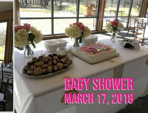 Baby Shower- March 17