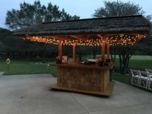 Outdoor Bar for outdoor evetnts