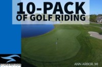 10 rounds of golf riding ann arbor
