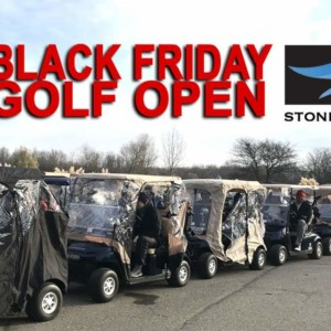 Black Friday Golf Open 2 Man Scramble