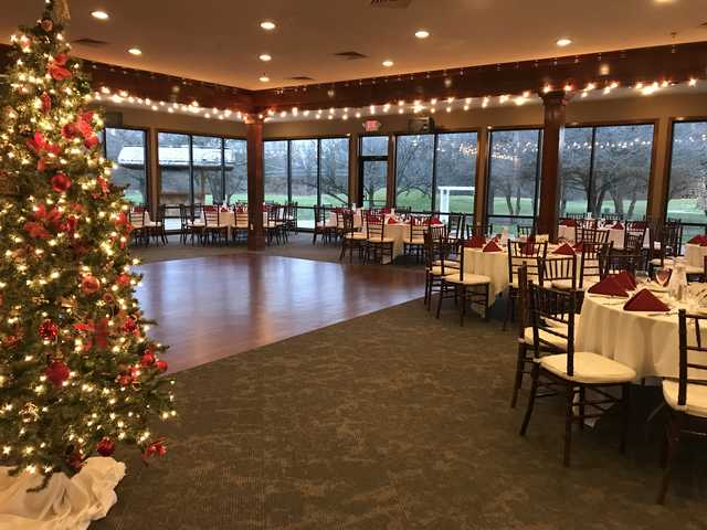 christmas party space