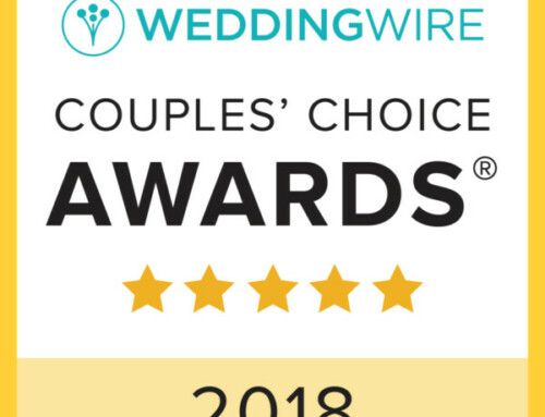 2018 Wedding Wire Couple's Choice Award Winner