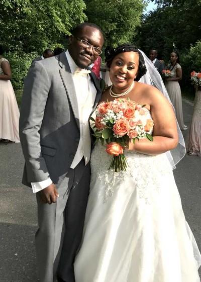 june wedding ceremony & reception in ann arbor