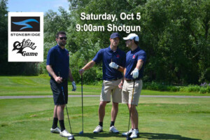 October Two Man Scramble