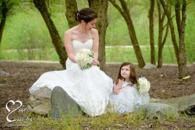 outdoor wedding May 11