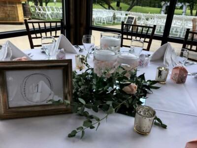 Wedding Ceremony & Reception