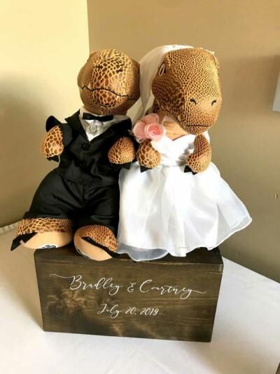 July Wedding Ceremony