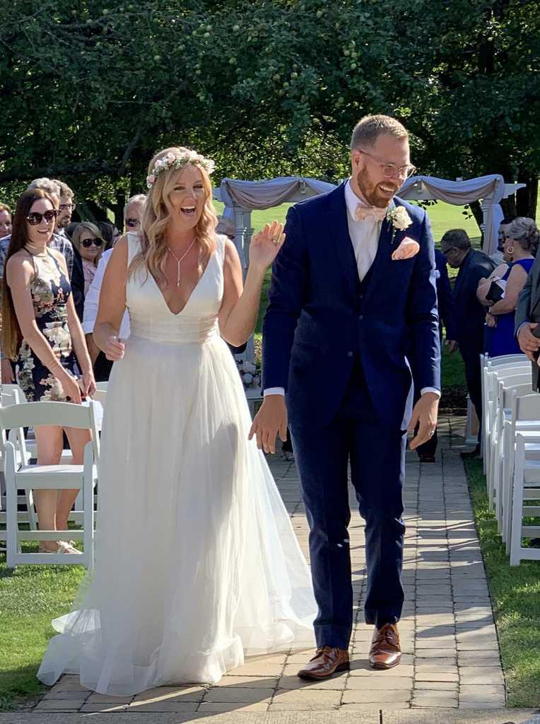 Wedding Reception August 2
